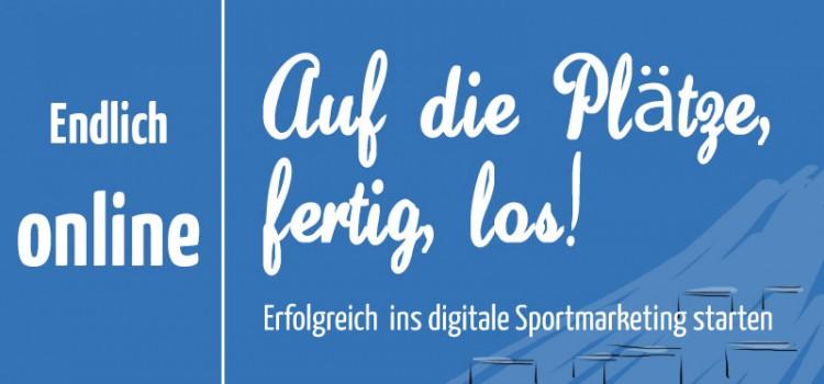 Es ist geschafft: Mein Buch zum digitalen Sportmarketing ist endlich online